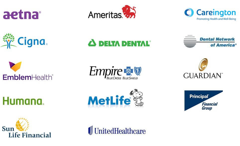 dental insurances accepted at Queensboro Plaza Dental Care