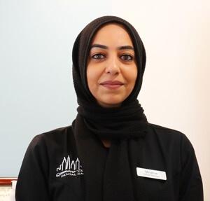 Minerva, dental assistant at Queensboro Plaza Dental Care in Long Island City, NY